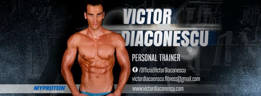 Victor Diaconescu- Personal Trainer Sportiv Antrenor Personal