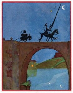 Il mio primo Don chisciotte, di F. Lorioux, B. Lazzaro, Donzelli