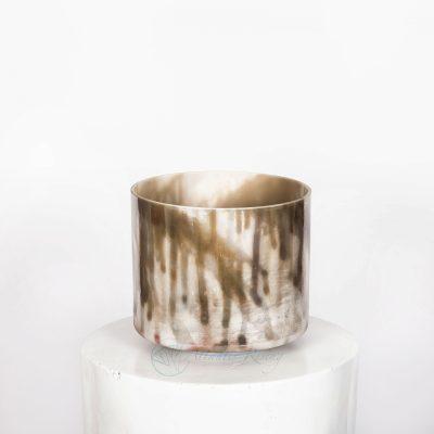 Labradorite / White Light Angel Gold 8″ D#+40 – Belly Chakra