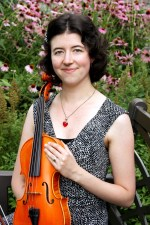 Violinist Sarah Beth Shiplett
