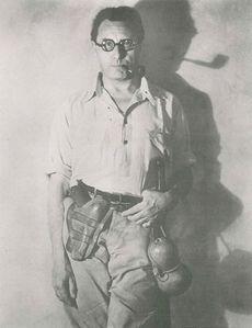 Fig. 1 Robert Benjamin Stacy-Judd (1884-1975) in 'Expedition-Set'