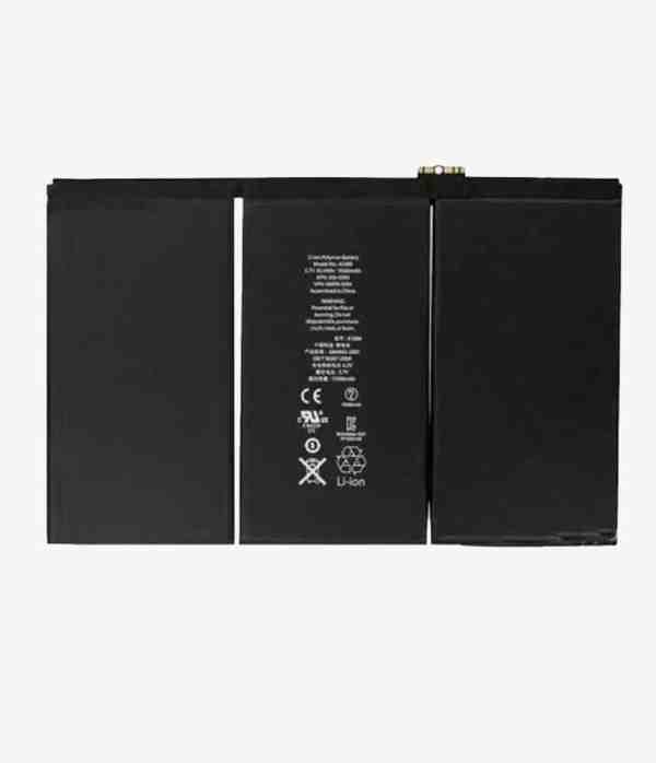 ipad-1-2-3-4-battery