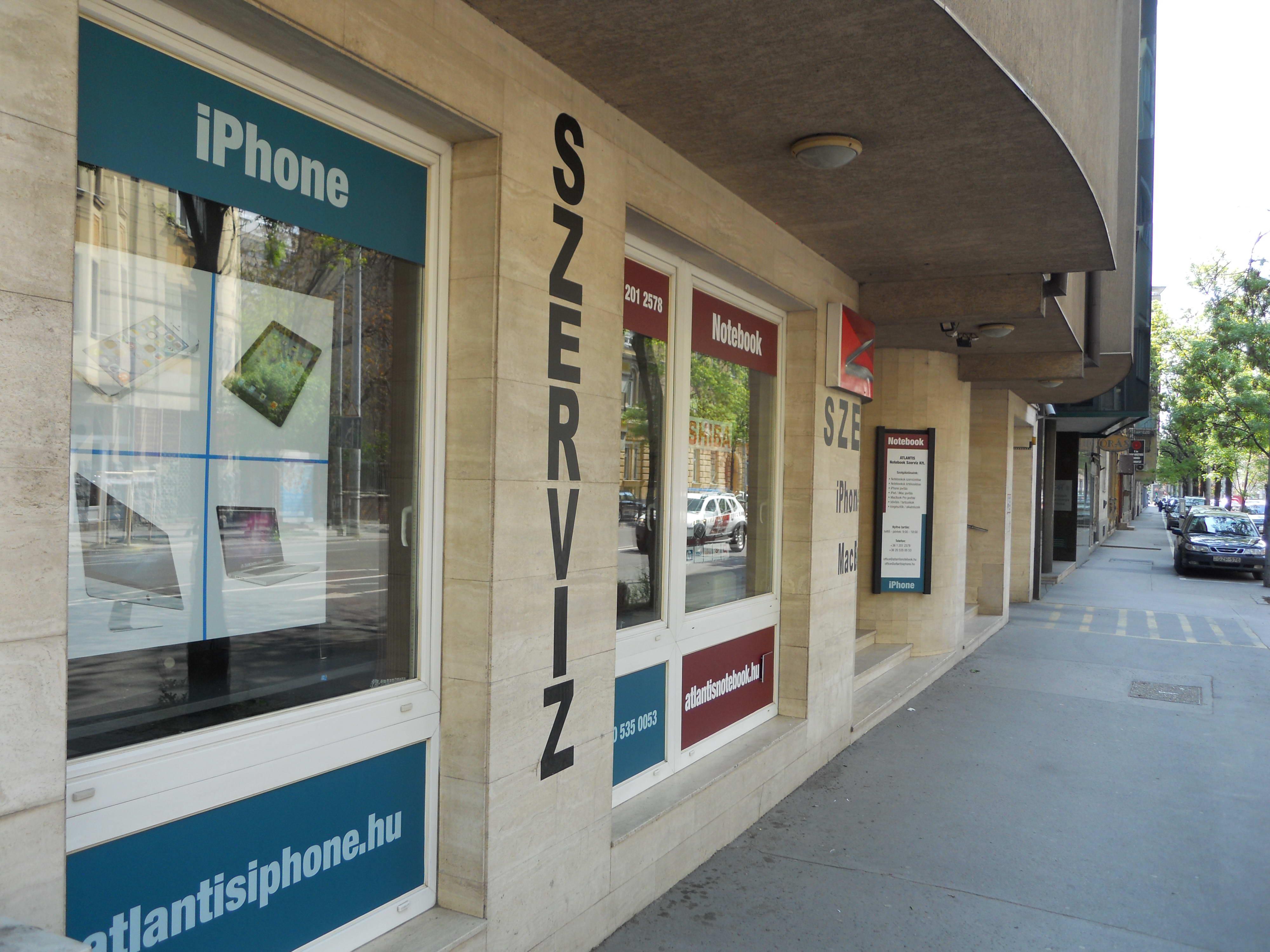 Laptop szerviz Budapest: laptop javítás, notebook javítás, iPhone, iPad, iMac, Macbook javítás