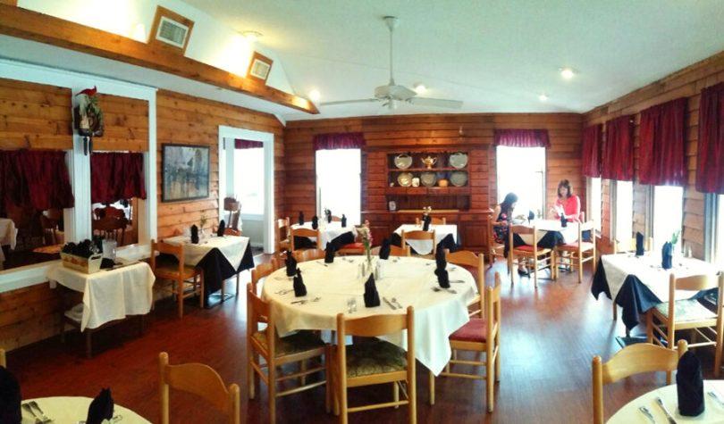 Le Pavillon Restaurant St. Augustine Florida