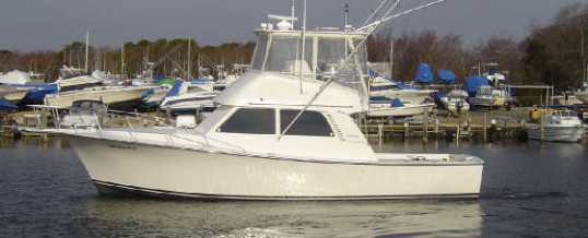 Obsession Sportfishing – 38′ Henriques