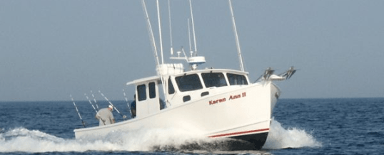 Karen Ann II – 35′ Custom Downeast