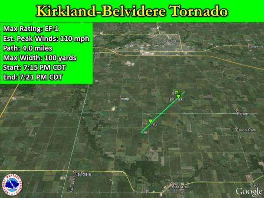 Satellite Tornado #2