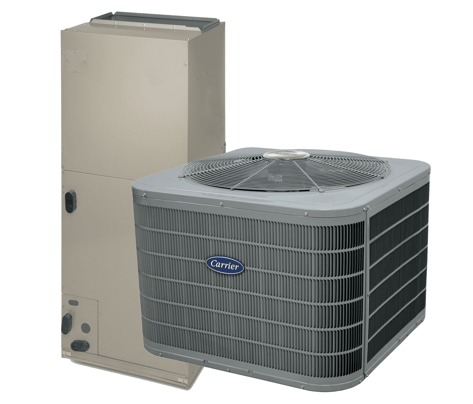 New carrier ac system