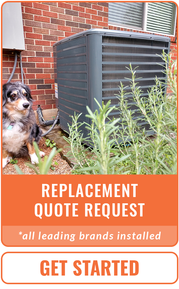 request a AC replacement quote