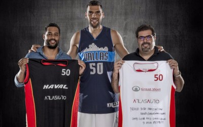 Salah MEJRI Ambassadeur Great Wall