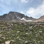 Longs Peak Trip Report