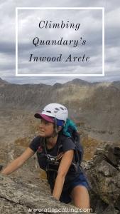 Quandary's Inwood Arete: Climbing Colorado's 14ers
