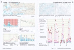 Water bodies II, maps and charts