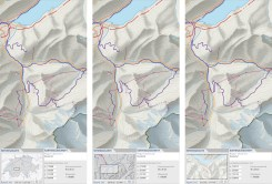 Reference map: Zooming for more precise localisation