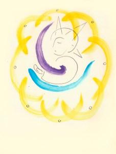 anjos de luz, desenho holistico, os teus guias de luz elementares, meditação eu superior atlas do ser