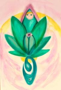 Mãe cósmica ou divina, desenho holistico, os teus guias de luz elementares, meditação eu superior atlas do ser