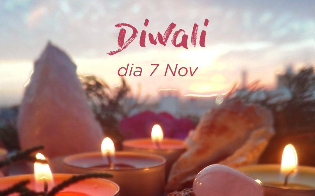 Diwali – a Luz do conhecimento