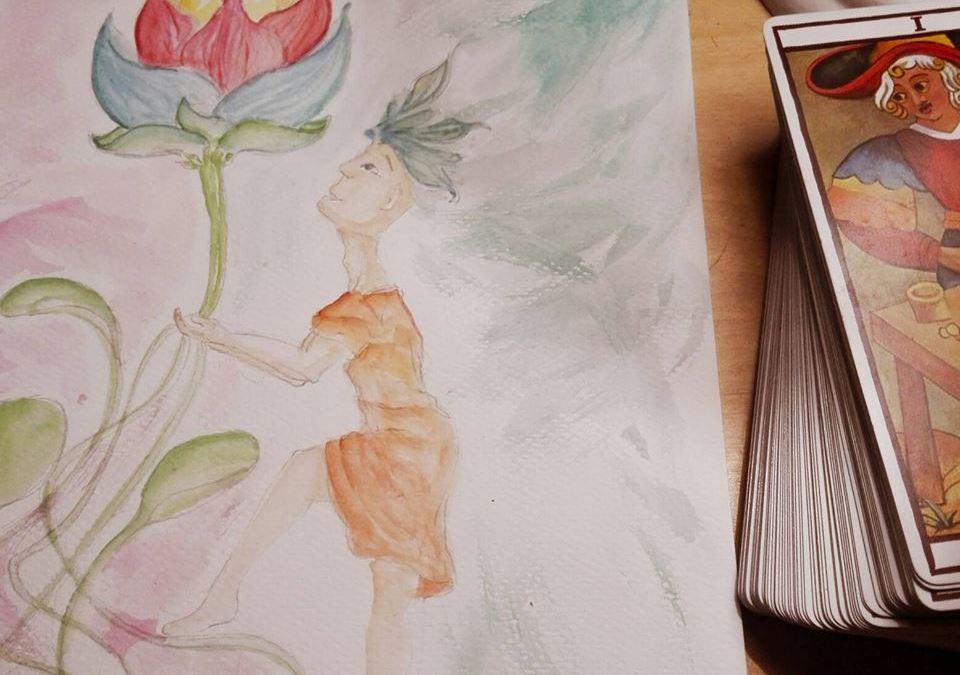 atlas do ser - libertação das cordas - flor de lotus - desenho holistico - design espiritual