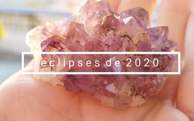 Navegar sem luz guia – Eclipses de 2020