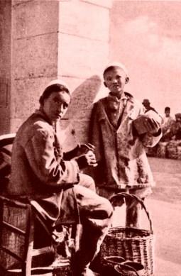 بائع البيض، بنغازي في ثلاثينات القرن العشرين