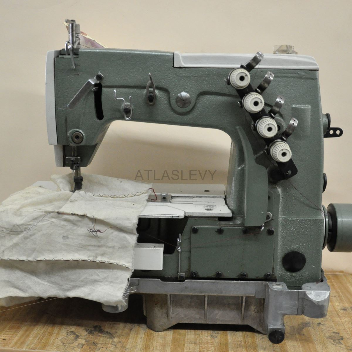 Used Arm Quilting Long Machine