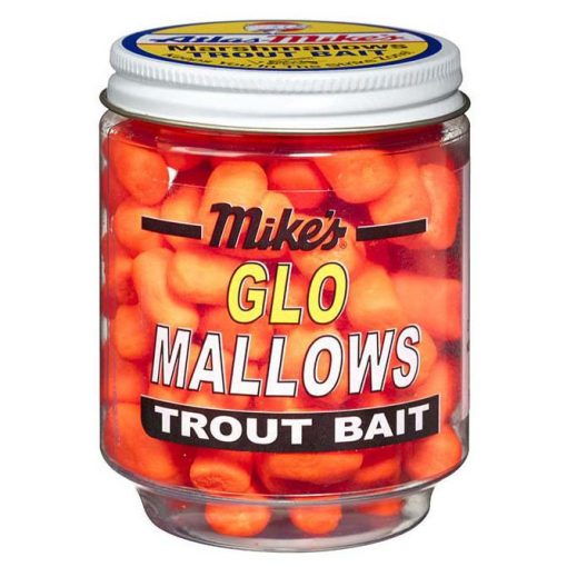 5011 Mike's Glo Mallows - Orange/Cheese