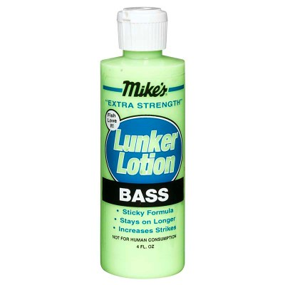 6521 Mike's Lunker Lotion - Bass