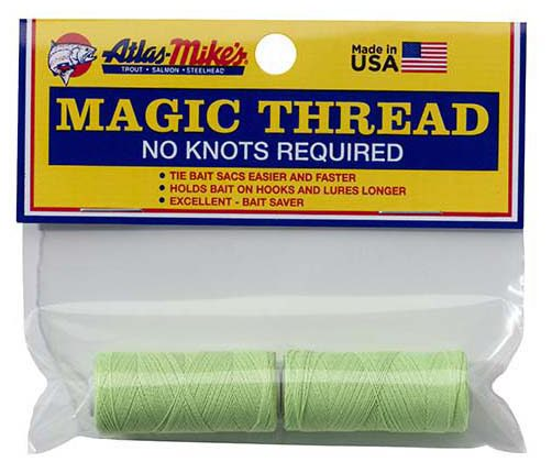 66027 Atlas Magic Thread (2 Spool/Bag) - Chartreuse