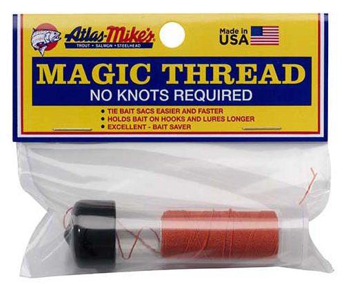 66033 Atlas Magic Thread/Dispenser - Orange