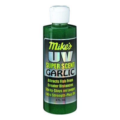 6604 Mike's UV Super Scent Garlic