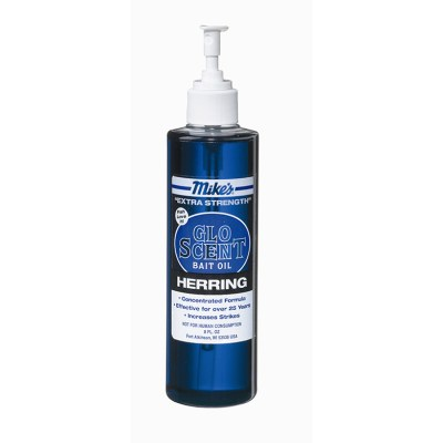7008-8 Mike's Glo Scent 8 oz - Herring