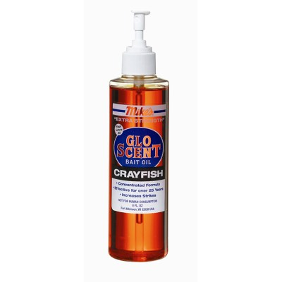 7009-8 Mike's Glo Scent 8 oz - Crayfish