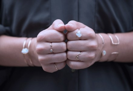 open-cuff-diamond-and-opal-earring-5