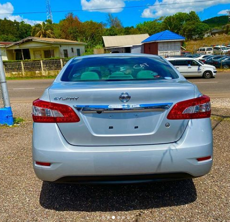 Nissan Sylphy 2015 Sedan NEWLY IMPORTED full
