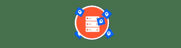 DC + users sticker