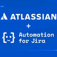 Atlassian and Automation for Jira logos