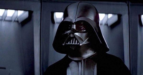 photo of Darth Vader