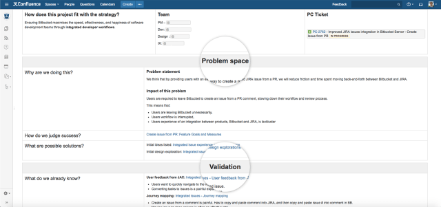Best Confluence pages: project summary pages help everyone understand what's going on
