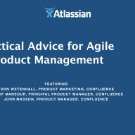 Practical Advice for Agile Product Management