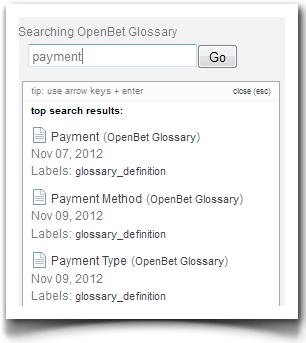 glossary-navigation