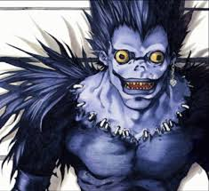 Ryuk from the manga series Death Note is also a Ransomware package