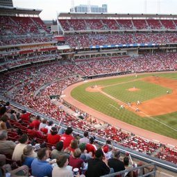 Crowds at a ballpark want Wi-Fi too