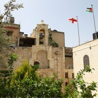 Burqin Church - Jenin