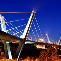 Abdoun Bridge in Amman