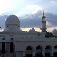 Al-Shareef Hussein bin Ali Mosque in Aqaba