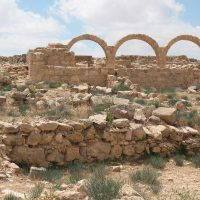 The Ruins at Umm Ar-Rasas