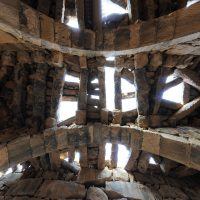 The Nabataean Temple Ceiling - Umm el-Jimal