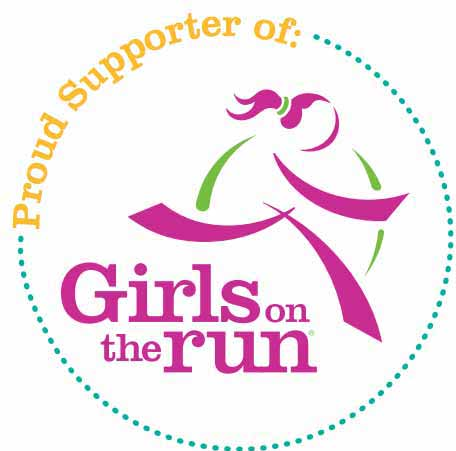 Proud Supporter of Girls on the Run