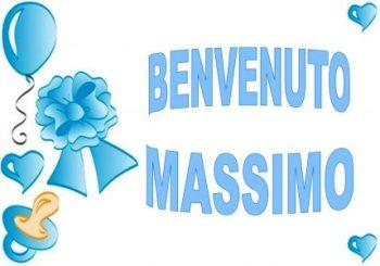 Benvenuto Massimo!!! Auguri alla famiglia Lenzerini!