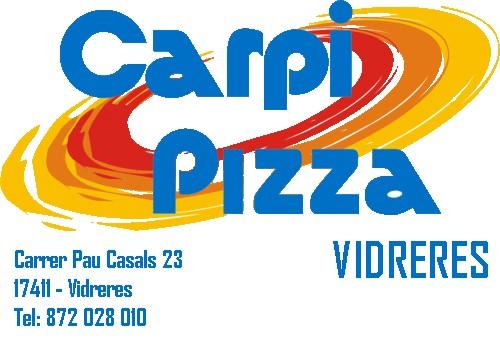 CARPI PIZZA VIDRERES